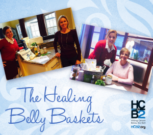 HCB2 Healing Belly Baskets